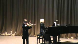 конкурс синяя птица лауреат Харламов Федор Vivaldi Storm