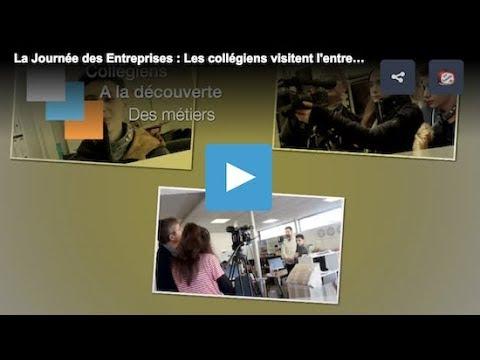 La Journee Des Collegiens Visite E L Entreprise Ardamez A Nort Sur Erdre 44