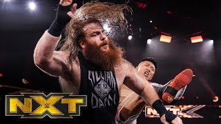 Boa vs. Killian Dain: WWE NXT, Oct. 16, 2019