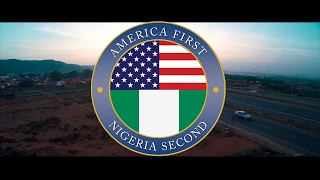 America First, NIGERIA Second / Nigerian government presents itself to Donald Trump