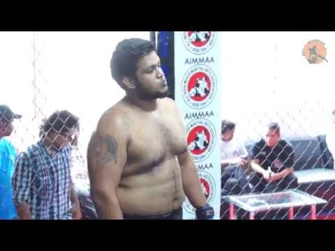 Amateur Indian MMA : Bangalore Open 2016 Highlights