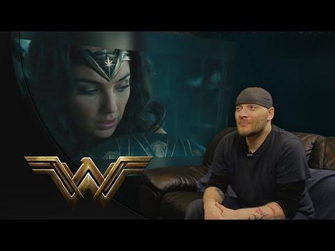 Wonder Woman - Final Trailer REACTION!