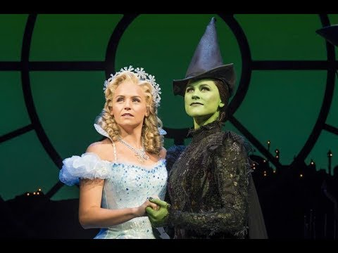 WICKED Musical UK TOUR HD Video 2018 PREVIEW Elphaba & Glinda EXCLUSIVE INTERVIEW Backstage