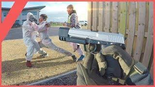 Airsoft War - Zombie Gun Game