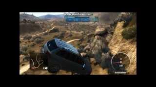Test Drive Unlimited 2 : Бедный Volkswagen.....(, 2013-03-29T10:30:43.000Z)