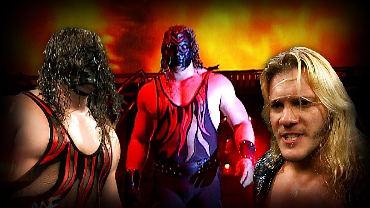 Kane vs Steve Blackman Hardcore Title Match 11/6/00