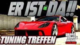 TUNING TREFFEN | NEUES AUTO IZZ DA | GROTTI ITALI GTO