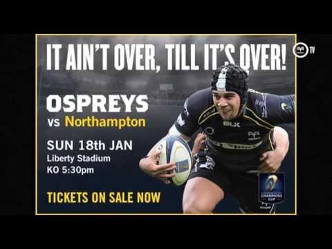 Ospreys TV: Saints match preview