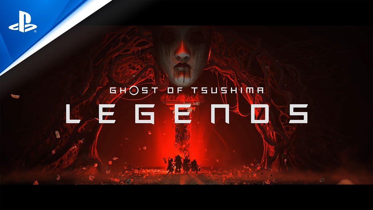 『Ghost of Tsushima』 「Legends(冥人奇譚)」モード アナウンストレーラー