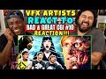 VFX Artists React to Bad & Great CGi 10 - REACTION!!!