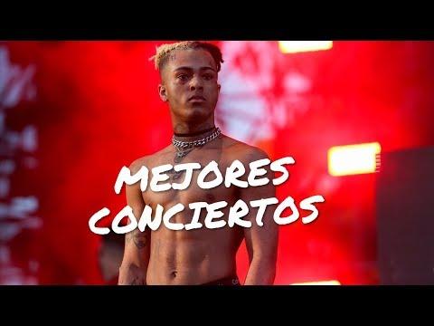 LOS MEJORES CONCIERTOS DE TRAP // LIL PUMP, XXXTENTACION, DENZEL CURRY Y MAS..
