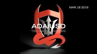 Cardano Technical Analysis (ADA/USD) : Signs of Crypto Spring..?  [03.18.2019]