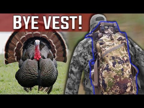 Ditch The Vest! Turkey Hunting With A Backpack (How To)