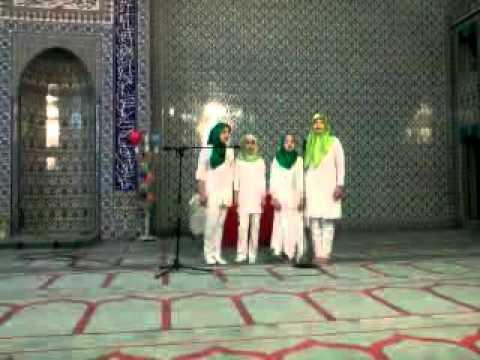 Schiedam Muradiye Camii İlahi Grubu - Durmaz Yanar Vücudum Allah