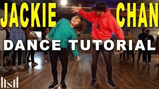 JACKIE CHAN - Post Malone & Tiesto Dance Tutorial | Matt Steffanina Choreography