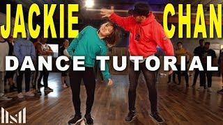 JACKIE CHAN - Post Malone & Tiesto Dance Tutorial | Matt Steffanina Choreography