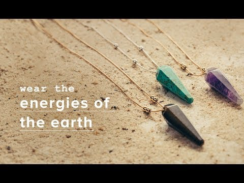 New Earth Sultry: Wear the Energies of the Earth | Fall 2017