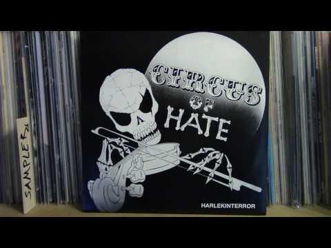 Circus Of Hate - Harlekinterror [Full Album]