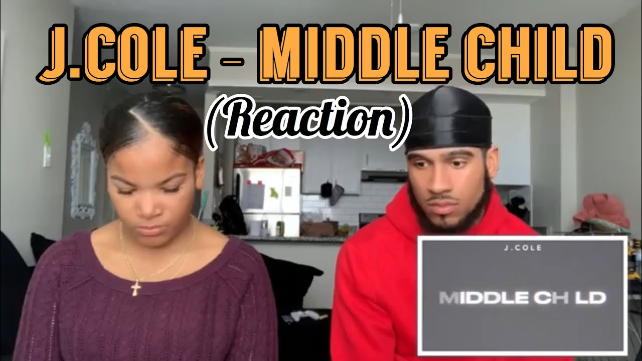 J Cole Middle Child Official Audio Reaction Youtube