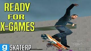GMOD DarkRP - Skate or Die