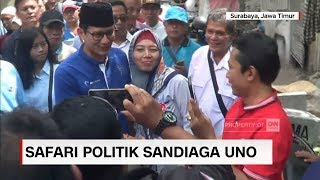 Download Video Sandiaga Uno Ziarah ke Makam Kiai NU & Penyanyi Gombloh MP3 3GP MP4