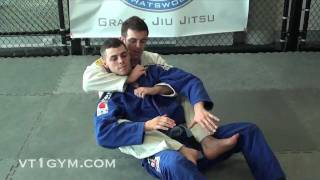 Critical BJJ Technique – Tight Variation on the Doorbell Collar Choke from Back Mount