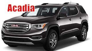 2019 gmc acadia sle-2 | 2019 gmc acadia test drive | gmc acadia 2019 español | Cheap new cars