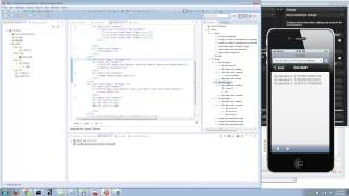 Hybrid HTML5 Application Development with Apache Cordova (Phonegap)