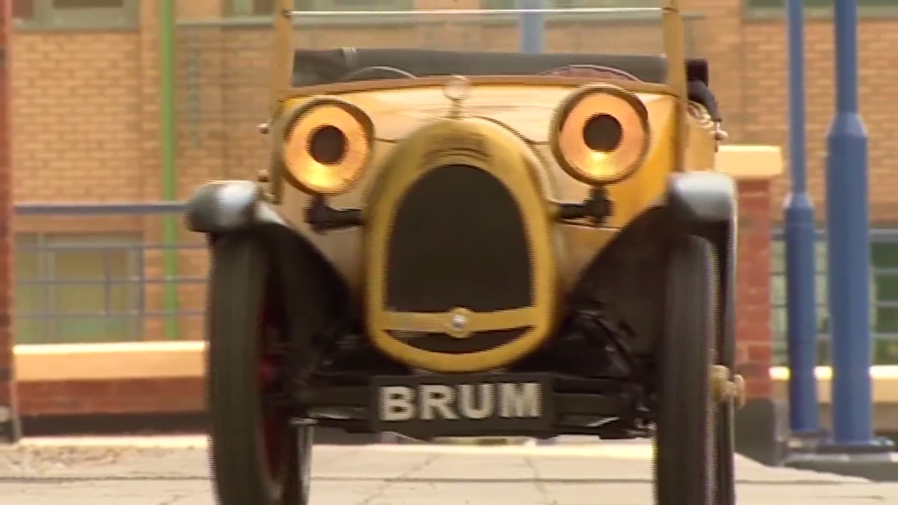 Brum 505 New Gnome Kids Show Full Episode Youtube