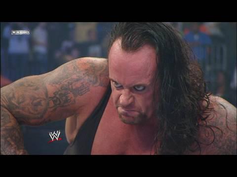World Heavyweight Champion Undertaker vs. Chris Jericho