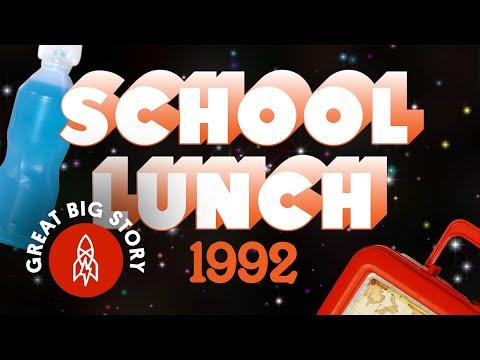 Your School Lunch in 1996