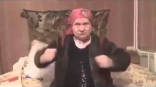 Бабушка мудрости учит В.В.Путина