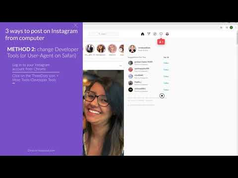 How to post on Instagram from computer fast (3 ways)