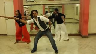 Bollywood dance cover||saree ke fall sa || Rajkumar
