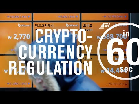 Cryptocurrency: A challenge for regulators | IN 60 SECONDS