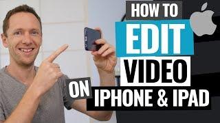 How to Edit Videos on iPhone & iPad (LumaFusion Tutorial!)