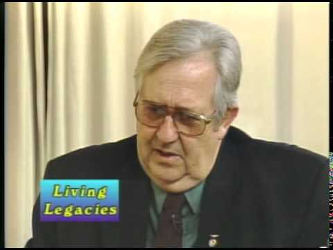 Living Legacies - Jerry Stapp