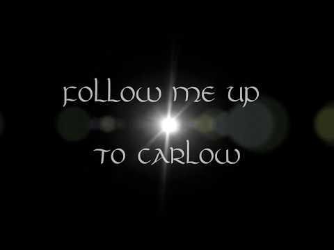 Follow Me Up To Carlow with lyrics  - Michael Bracken