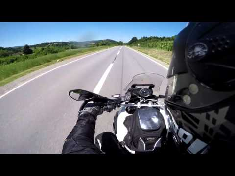 BMW G650GS Montenegro Part 08