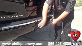 Phillips Chevrolet - 2016 Chevy Suburban – Trailering Package - Chicago New Car Dealership