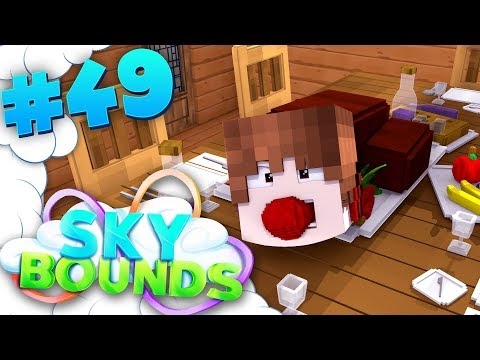 TURKEY!! | SKYBOUNDS ISLAND #49 (Minecraft SkyBlock SMP)