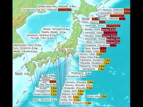NHK warning from the 2011 Tōhoku earthquake and tsunami