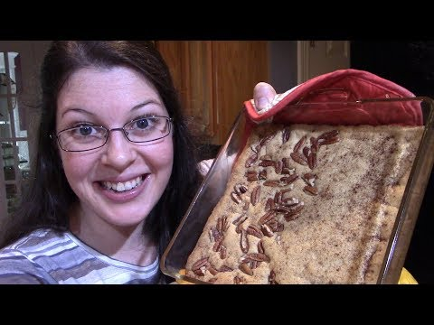 Baking with HONEY ~ Family Recipe ~ Honey Bars