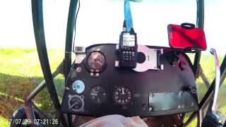 Хроники путешествия на самодельном самолете ЕР 3