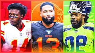 THE MOST OVERRATED PLAYERS IN THE NFL TODAY