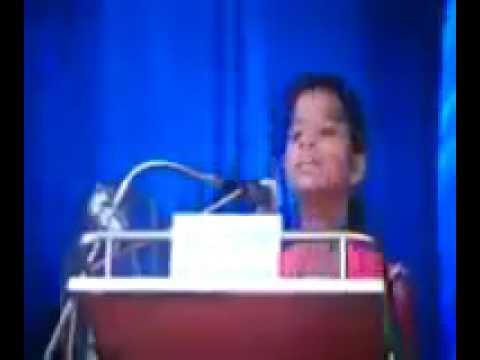 Speech in Kannada language