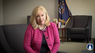 Sen. Tonya Schuitmaker discusses Breast Cancer Awareness Month