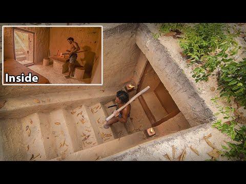 How to Build a Modern Secret Underground Base