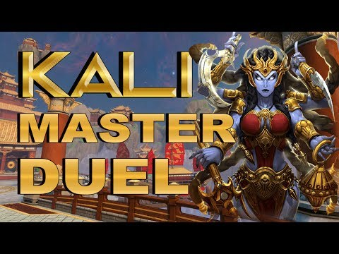 SMITE! Kali, Pues el fatalis este esta wapo no?! Master Duel S4 #37