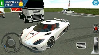 Sports Car Test Driver Monaco #8 - Android Gameplay FHD